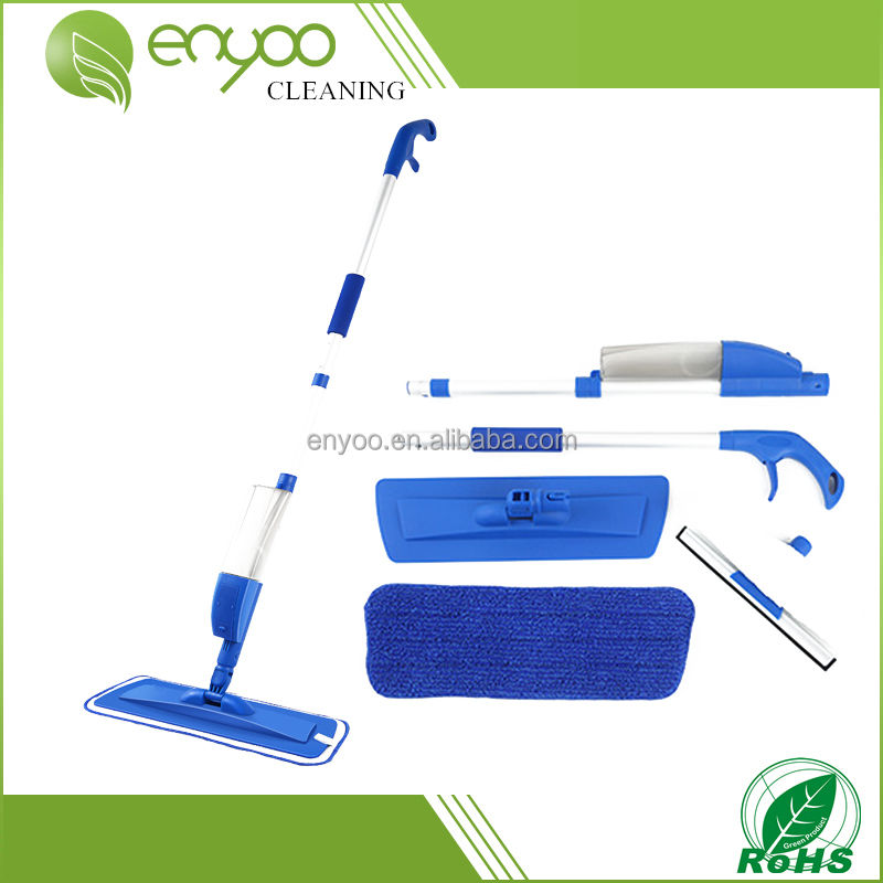 Great Value 3-in-1 flash multifuction Spray Mop and window wiper kit With Window Squeegee as seen on TV