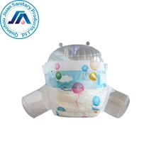 Wholesale high quality breathable surface grade a disposable pampering baby diaper