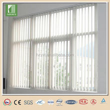 Functional vertical blind fabric lace pleated window blinds