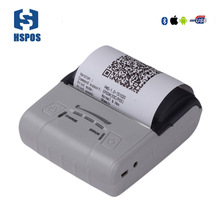 Portable mini receipt printers USB Bluetooth interface printing machine support android SDK