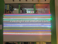 New 2013 christmas holiday living led led strip lights power supply,blue/red/white flexible string for decoration
