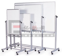 Cheap white board for classrooms, whiteboard with stable stand, aluminum frame magnetic whiteboard