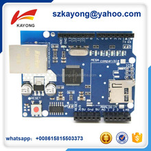 Ethernet Shield W5100 For arduinos Network Expansion Board for uno r3 mega2560