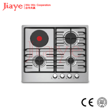 electronic ignition LPG/NG built-in home gas stove and electric hob