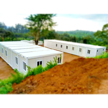 prefab container home luxury prefabricated house 20FT 40FT