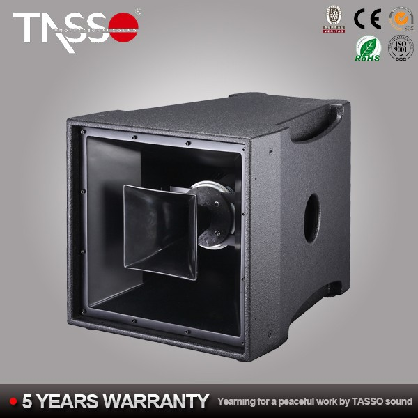 TASSO H1 PA stage speaker box for sale (CE,RoHS)