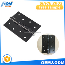 Design your own free sample right angle pallet collar flat hinge for door