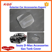 2014isuzu d-max spare parts gas tank cover for d-max 2012 accessories,spare parts 2013isuzu d max oil tank cover