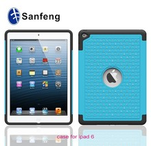 3 in 1 diamond case for ipad air/ air 2 with high quality