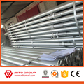 ADTO supplier Hot dipped Adjustable steel props system galvanized formwork steel Shoring prop in Scaffolding