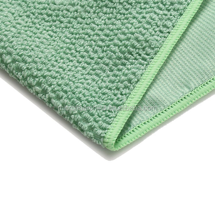 Wholesale Waffle Microfiber Cleaning Cloth/micro fibre dish towel