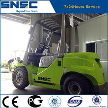 zoomlion forklift 3 ton with TCM Transmission