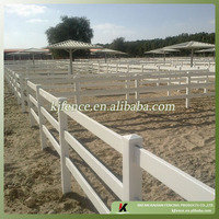 Horse paddock fence panel