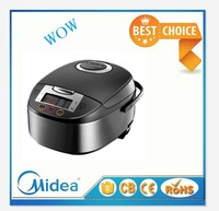 2016 Midea Stainless Steel Decoration Cover Mini oval Multi Rice Cooker