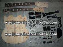 Double Neck Guitar Kits /DIY Electric Guitar Kits