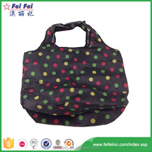 Customize waterproof nylon foldable tote bag