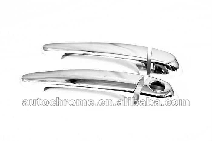 Chrome Door Handle Cover for BMW E81 E82 E88 1 Series