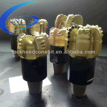 PDC bit for oil drill&gas well drilling used oilfield tools 3% discount
