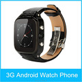 Wholesale Factory MTK6572 SIM Waterproof 3g mtk6572 Smartwatch