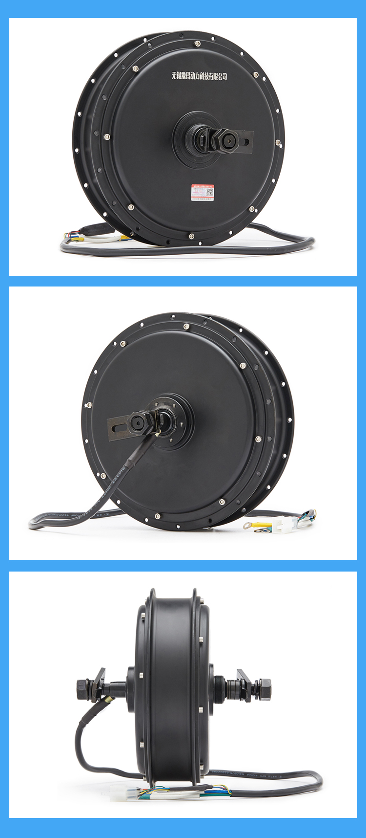 High quality good price spoke hub motor electric motor for bicycle