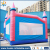 inflatable combo bouncer /inflatable bouncy combo for kids and adults
