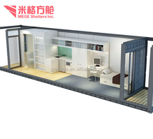 Hot Sale Australia Prefabricated Modified Container Homes Apartment Dormitory office