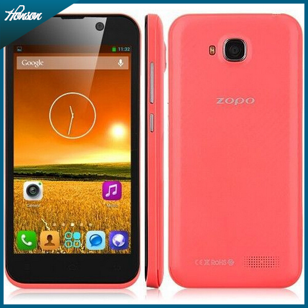 Original Zopo ZP700 4.7 Inch QHD MTK6582 Quad Core Android 4.2 Smart Cell Mobile Phone