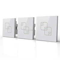 Zigbee mobile phone remote control switches for home automation system