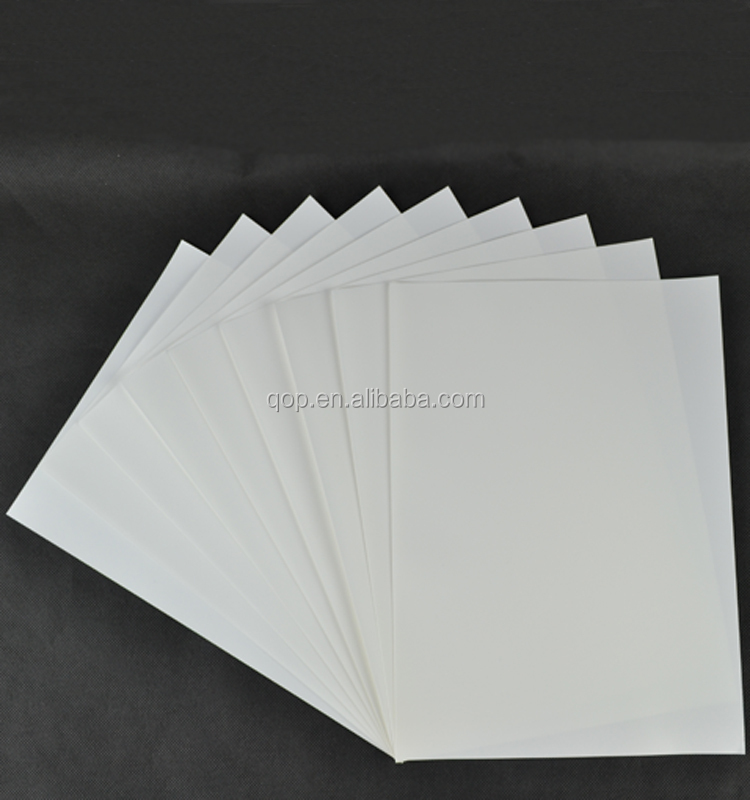 Hot selling light or dark Laser Transfer printing Paper for Textiles