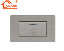Hot selling hotel doorbell touch screen switch system hotel wall switch