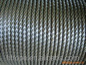 316 Grade 1 x 19 Stainless Steel Cable Wire Rope 1/8""