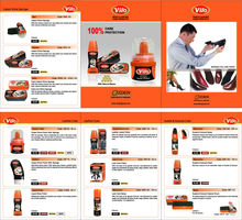VILO shoe & leather care products