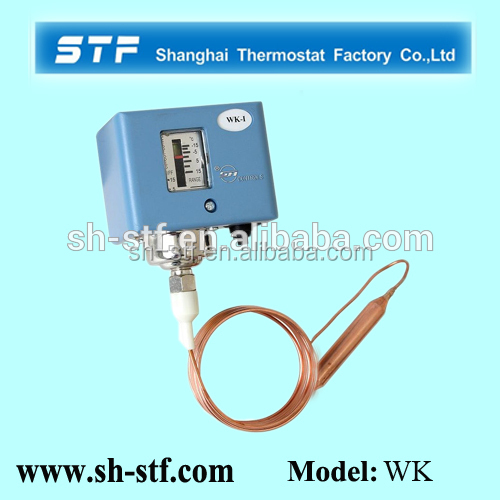 Brass Thermostat Temperature Controller