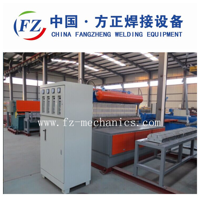 Automatic Garden Fence Mesh Welding Machine(Factory)