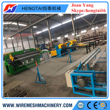 Panel and Roll Forming Welded Wire Mesh Machine