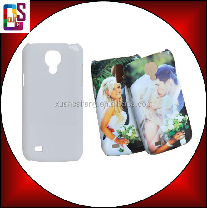 hot sale 3D Sublimation Case for samsung galaxy s4 case