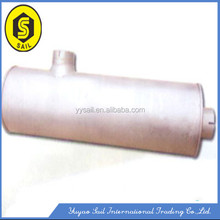 Customize new design silence motorcycle/car exhaust muffler