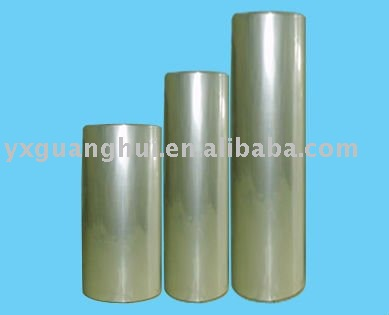 PVC SHRINK FILM FOR PACKING