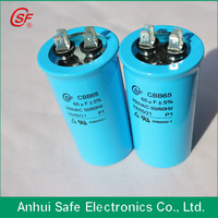 2013 best self healing aluminum can cbb65 ducati capacitor made in China