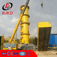 High Crushing Effciency Active Quick Lime Limestone Vertical Shaft Kiln