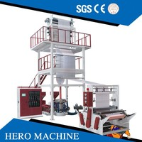 HERO MACHINE mini film extruder
