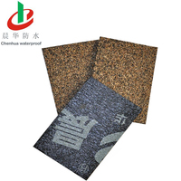 SBS modified bitumen roofing felt for building construction