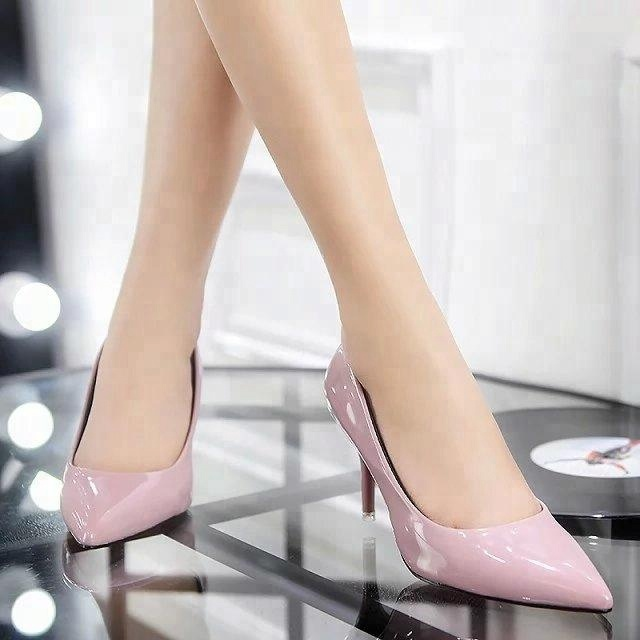 34-42# women fashion dress shoes lady classic dress shoes high <strong>heel</strong>