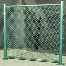 galvanized chain link fence / vinyl coated chain link / chain link fence for sale
