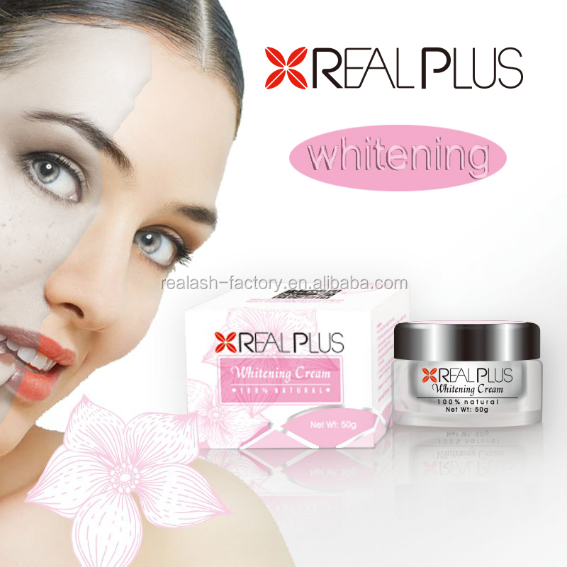 No side effects whitening cream best Professional OEM factory wholesale