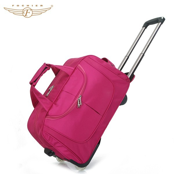 Factory Easy Carry on duffle bag travel Trolley