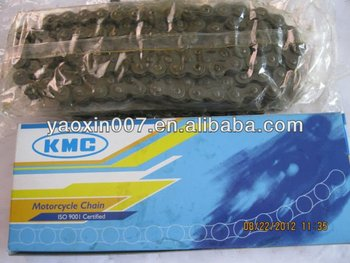 motorcycle chain 420x110L KMC