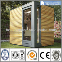 Low cost prefabricated modular house portable dressing room