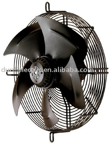 Axial Fan Motors for Forced-air Cooling Unit (CE CCC ROHS Approved)
