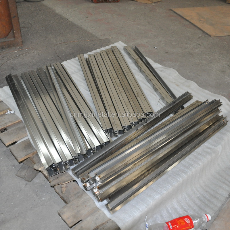 Custom made high quality disassmetal metal trolley frame part